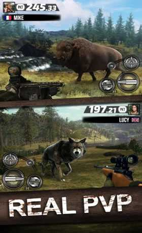 mod game wild hunter wild hunt sport hunting games hunter shooter 3d v1 232
