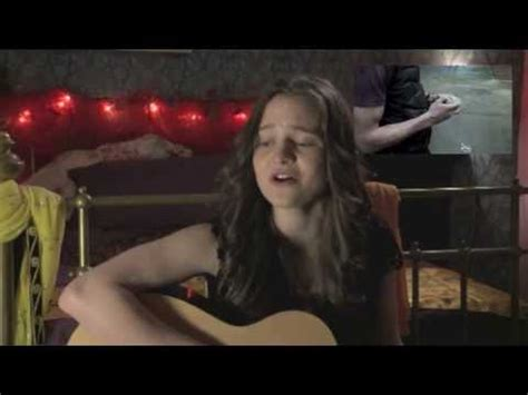 aisling franciosi singing the fall unseen footage katie singing morning of new