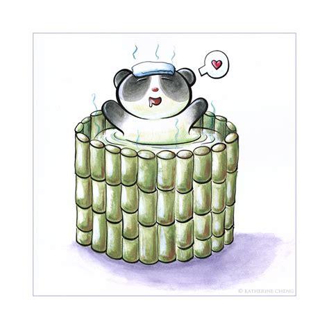 panda bathroom panda bath tiem by snowmask on deviantart