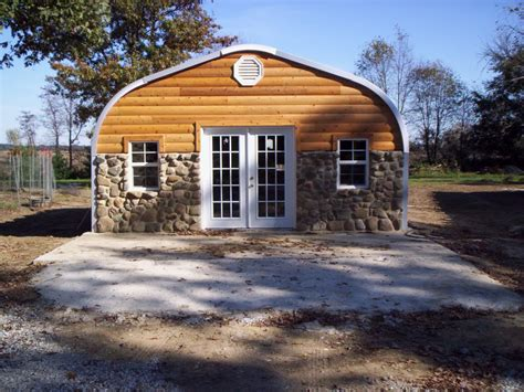 Lovely Barn Houses Images #5: These-Quonset-Inexpensive-Kit-Homes-4.jpg