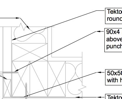 sketchup layout red arrow how to remove the redundant arrow from the line of a label