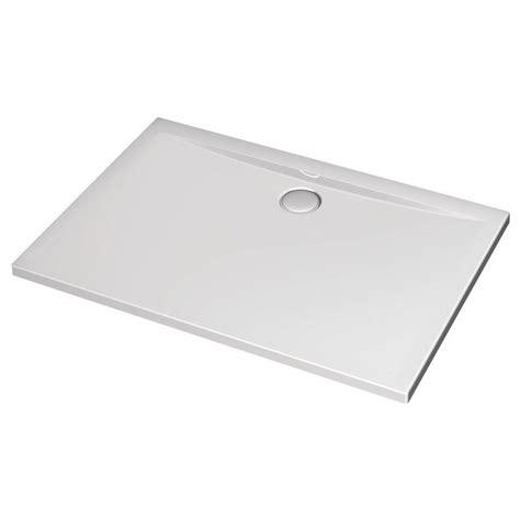 piatto doccia 120x80 piatto doccia ideal standard ultra flat 120x80 k518201