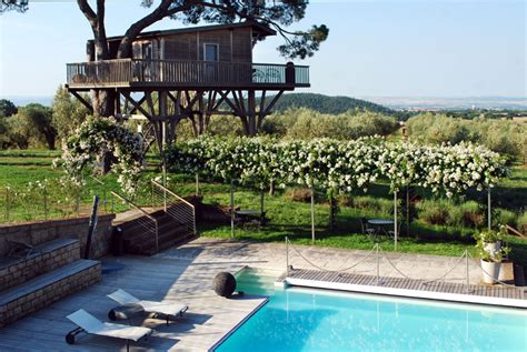 la piantata casa sull albero agriturismo la piantata arlena di castro