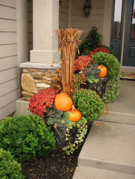Fall Decorations With Corn Stalks by Fall Arrangments With Corn Stalks Church Decorating