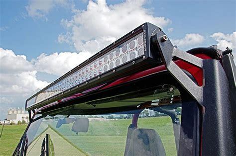 jeep yj light bar 50in led light bar windshield mounting