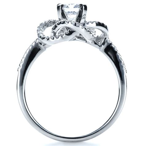 wrapped engagement ring vanna k 1279