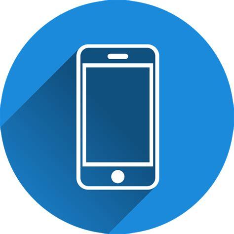 tel mobile image vectorielle gratuite smartphone t 233 l 233 phone mobile