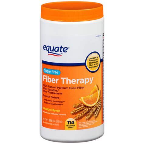 Fiber Herb Tablets Original equate sugar free orange flavor fiber laxative fiber supplement 23 3 oz walmart