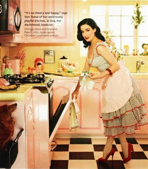 dita von teese house so classy the ultimate 1950 s housewife dita 1950s frippery pinterest housewife dita von