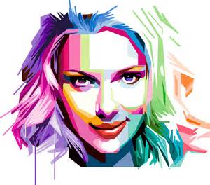 wpap art tutorial corel kevin fan s cool trick intro to digital media at uconn