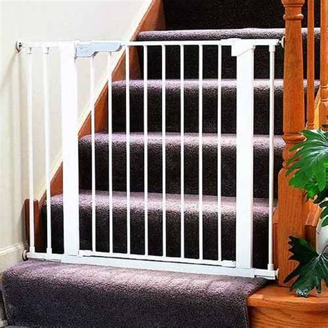 high dog gates for the house pressure mounted dog gates for the house home improvement