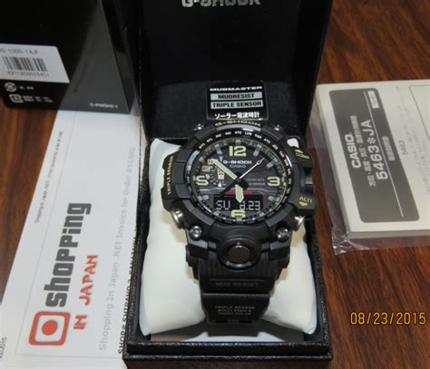 31 G Shock g shock mudmaster gwg 1000 1a shopping in japan net