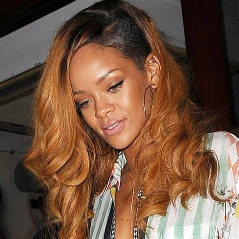 rihanna hair color rihanna hair color search hairspiration