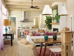 room decor small house: tropical living room by structures building company