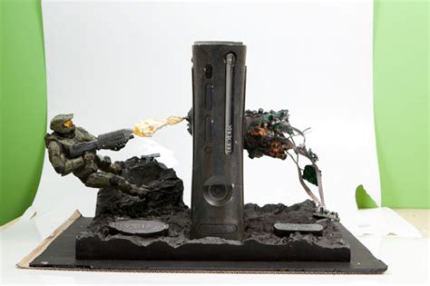 xbox 360 console mods awesome halo xbox 360 console mod