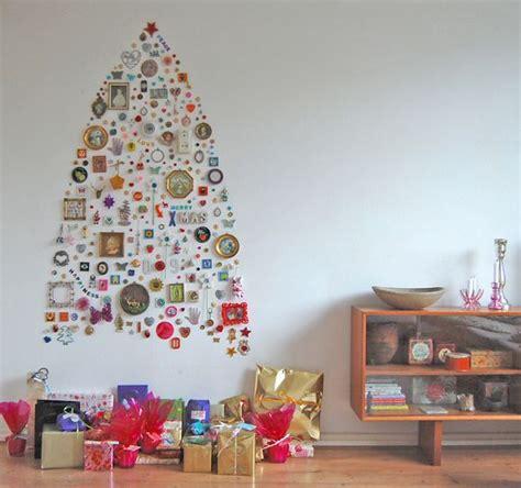 クリスマスツリー手作りおしゃれ壁飾り diyアイディア特集 lifeinfo