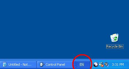 installing and using input method editors windows