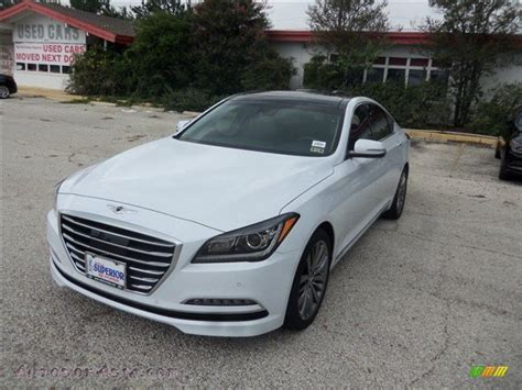 2015 hyundai genesis white quotes