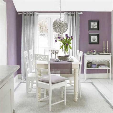 color lila en decoración decorar hogar
