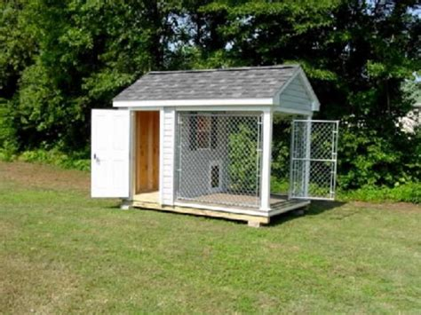 dog shed house dog kennels on pinterest dog houses dog runs and dogs