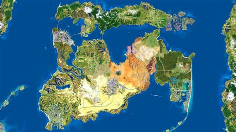 gta 6 world map gta 6 map www pixshark images galleries with a bite