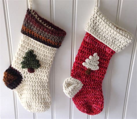 simple crochet pattern for christmas stocking 20 free crochet christmas stocking patterns guide patterns