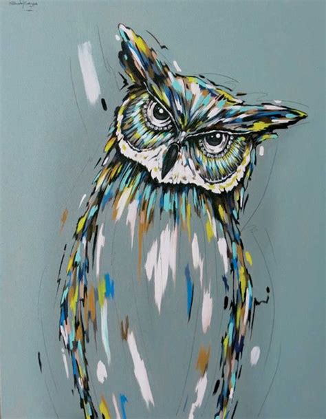 80 Easy Acrylic Canvas Painting Ideas For Beginners Animal Painting For