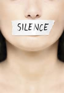 the power of silence huffpost
