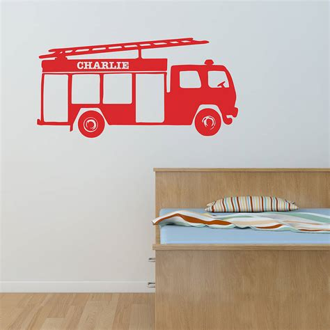 personalised vinyl wall stickers personalised engine vinyl wall sticker by oakdene