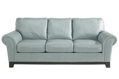 all leather sofa allendale all leather sofa