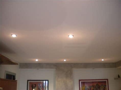 soffitto con faretti soffitto bianco opaco con faretti christophe