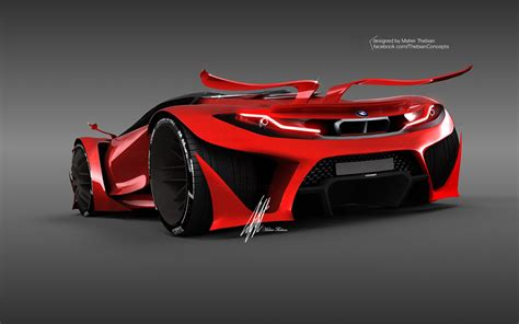 bmw supercar concept bmw mt58 supercar design concept car 3d bmw 4k ultra hd