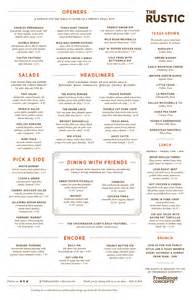 rustic kitchen menu 28 rustic kitchen menu menu for on rustic
