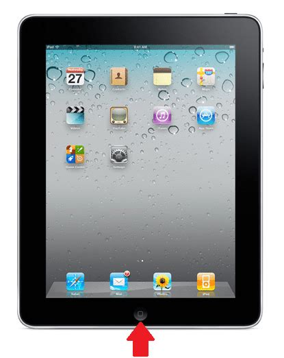 Home Design On Ipad what is the ipad home button and what can it do