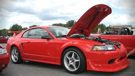 fastest ford fastest ford mustang part 6 1995 mustang svt cobra r