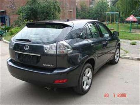 2003 lexus rx300 for sale