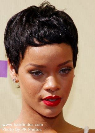 are pixie haircuts easy to maintain rihanna easy to manage and to maintain short pixie haircut