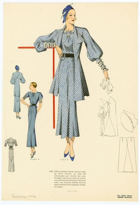 test pattern apres midi 200 best images about depression to wwii fashion 1930