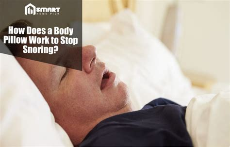 Best Pillow To Prevent Snoring by What Is The Best Pillow For Snoring To Stop Anti