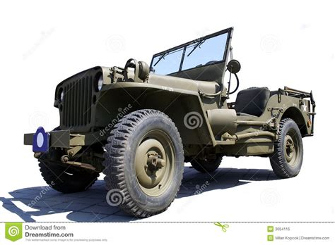 american army jeep us army jeep royalty free stock photo image 3054115