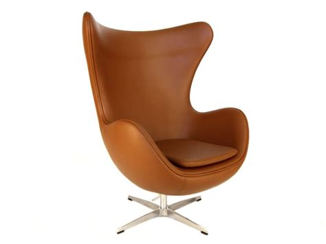 Arne Jacobsen Sessel by Egg Sessel Arne Jacobsen Karamell