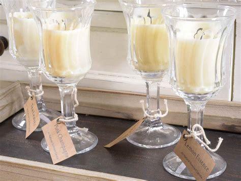 candele in vetro bomboniere candele bicchiere vetro bomboniere matrimonio