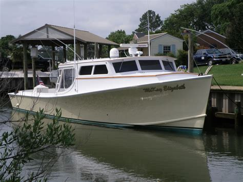 small bay boats for sale 2002 custom deadrise mariner for sale