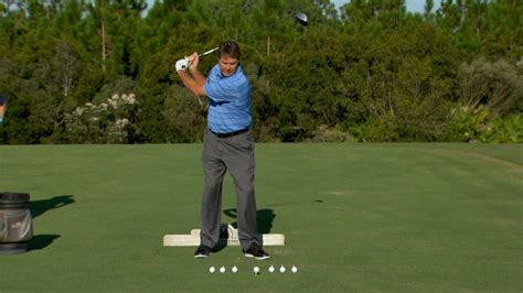 paul azinger swing paul azinger driving tips golf channel