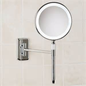 Vanity Mirror Wall Mounted Makeup Mirror With Lights Wall Mounted Great Point Light