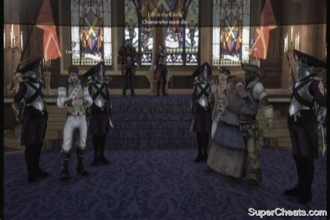 swinging sword fable 3 life in the castle fable 3