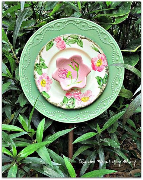 Plate Flowers For The Garden Gardens Plates And Plate Flowers Garden On
