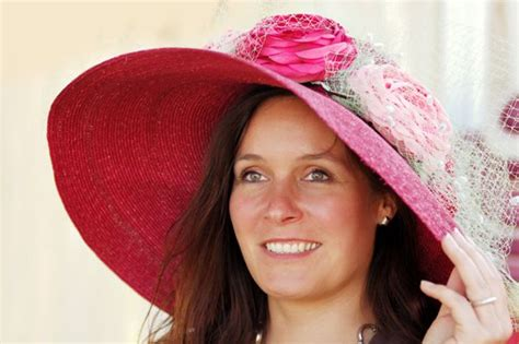 in and out my nest posh hats for the royal in everyone