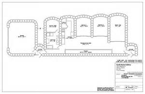Earthship Home Floor Plans Floor Plan Of Tire House Earthship Earthship