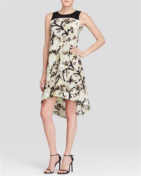 Dress Zoe Simple Soft Flower Dress Pesta Anak Perempuan lyst nic zoe floral vines print dress